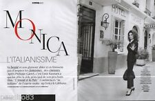 Coupure de presse Clipping 2013 Monica Bellucci  (6 pages)