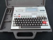 Epson Hx 20 Computer Notebook  guter Zustand mit  Netzteil Rechnung mit MwSt