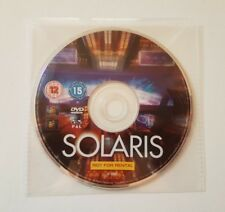 Solaris - DISC ONLY - Region 2 DVD - Good Condition