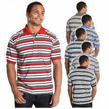 Gestreifte Bequeme Sitzende Herren-Freizeithemden & -Shirts ohne Mehrstückpackung