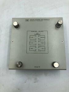 HP 16076A System Test Module
