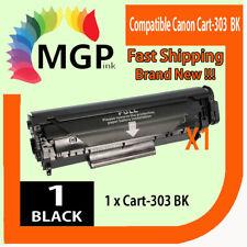 1x Black Toner Cart-303 CART303 For Canon LBP2900 LBP-2900 LBP3000 LBP-3000