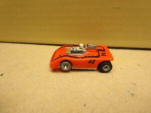 VINTAGE AURORA  AFX SUPER II SLOT CAR, RARE RED VERSION, BRAND NEW, NO BOX!!