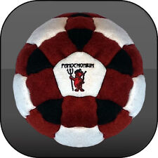 AVALANCHE FOOTBAG, 62 panels, Pellets & Iron filled hacky sack, aki, freestyle