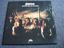 Jane-Between Heaven and Hell LP-1977 Germany-Krautrock-33 U/min-Album-Brain