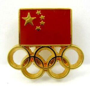 CHINA NOC Olympic Pin Badge 2000s Generic
