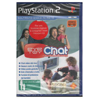 Eye Toy Chat PLAYSTATION 2 PS2 sony Sealed