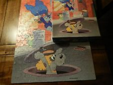 Pound Puppies (1987) Jigsaw Puzzle 200 Pieces by Golden 14'' x 18'' *Complete*