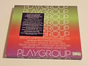 Playgroup – Playgroup [Limited edition 2CD includes Remix CD]