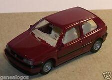 MICRO WIKING HO 1/87 VW VOLKSWAGEN GOLF III GL VIOLINE 3 portes