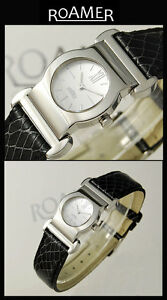 Roamer Watch Dreamline Luxury Sapphire Glass Stainless Steel Swiss Made 632953
