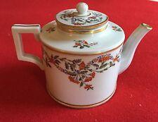Antique 18th c. Old Paris Porcelain Tea Pot Vienna Nymphenburg La Courtille