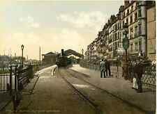 P.Z. France, Nantes, Station de la Bourse Vintage Print, France photochromie,