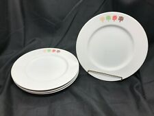 Set of 4 Plates Designed for The Four Seasons by Tiffany & Co.