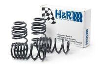 H&R 52759 Sport Lowering Springs 81-91 Mercedes 380/420/500/560 SEC/SEL W126