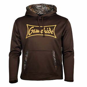 Gamehide Performance Fleece Logo Hoodie