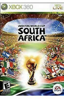 2010 FIFA World Cup South Africa Xbox 360 Game Disc Only 37a Kids Soccer Sports