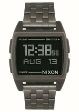 Nixon reloj base All Gunmetal