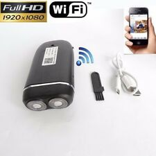 HD 1080P Wireless SPY Hidden Camera Wifi Module DVR Video Real Electric Razor