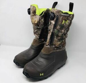 *NEW* Under Armour UA Ridge Reaper Insulated SZ 8 Hunting Boots Men 1261932-946