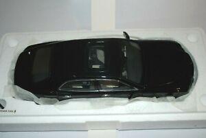 KYOSHO 2014 Bentley Mulsanne Speed-Onyx Black/Cream Interior 1:18