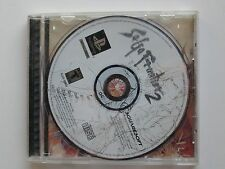 SaGa Frontier 2 (Sony PlayStation 1, 2000) No Manual (NTSC)