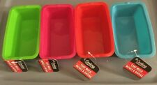COOKING CONCEPTS SILICONE CAKE MOLD mini Meat Loft Pan Bread Mold Bakeware