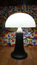 RARE VINTAGE 1970s MID-CENTURY PUTZLER  MUSHROOM LAMP GERMANY DANISH MODERN ERA