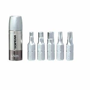 Topeak Tool Nano Torqbox Drehmomenthülsen-set Minitool