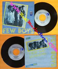 LP 45 7'' FEW BOYS Secret times Flash & pain 1985 germany no cd mc dvd vhs