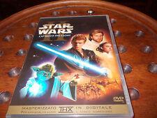 STAR WARS EPISODIO II L' ATTACCO DEI CLONI Ed Speciale box 2 Dvd .... Nuovo