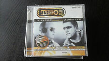 Talla 2XLC & Leon Bolier ‎  ‎– Techno Club Vol.39  NEW UNPLAYED SEALED