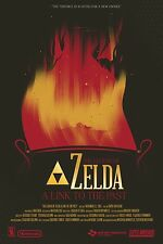 The Legend Of Zelda A link to the Past - Wall Poster 30 in x 20 in - 6 Set of 9