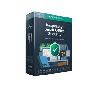 Kaspersky Small Office Security Vers. 7, 5-25 Geräte, 1 Jahr