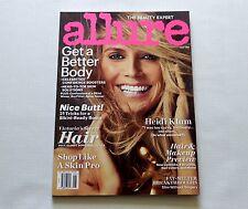 Heidi Klum Allure Magazine May 2012 New
