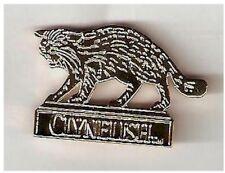 CLYNELISH SCOTCH MALT WHISKY LAPEL PIN / PIN BADGE ( GLENCAIRN )