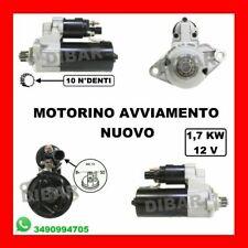 MOTORINO DI AVVIAMENTO NUOVO AUDI TT ROADSTER 3.2 V6 QUATTRO DA 07 KW184 CV250
