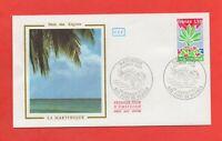 FDC 1977 - Serie De Regiones - La Martinica (1043)