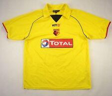 maillot de foot officiel  de WATFORD shirt premier league vintage elton John