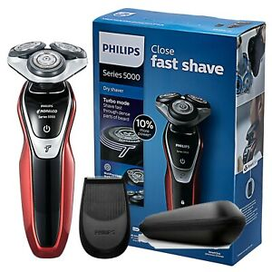 Philips Electric Shaver series 5000 Wet & Dry, S5390/12, with Turbomode Original