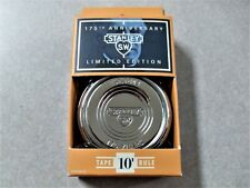 Stanley Sweet Heart 10' 175th Anniversary Limited Edition Tape Measure Ruler
