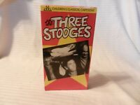 The Three Stooges Malice In The Palace VHS 1992 from 3-G Home Video