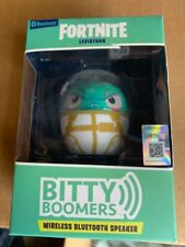 Bitty Boomers Fortnite Leviathan Portable Bluetooth Speaker Brand New