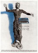 OLIVETTI-Studio 42- Terracotta-1939