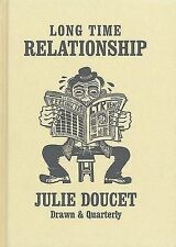 Long Time Relationship, Good Condition Book, Doucet, Julie, ISBN 9781896597461