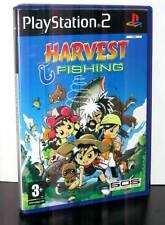HARVEST FISHING GIOCO USATO IN OTTIMO STATO PER PS2 EDIZIONE ITA PAL FR1 29867