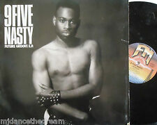 "9 FIVE NASTY ~ Future Groove EP ~ 12"" Single PS"
