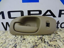 99-01 Dodge Intrepid New Inside Release Handle Interior Door Handle Left Mopar