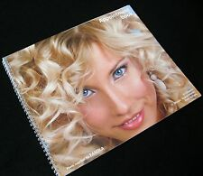 Hair Salon Studio Must Have - TWO Set Appointment Book Large 4 Colum's