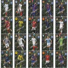 Sonderkarten Trading Cards Fußball Saison 2017-2018